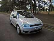 Very Nice Ford Fiesta 2005 Reid North Canberra Preview