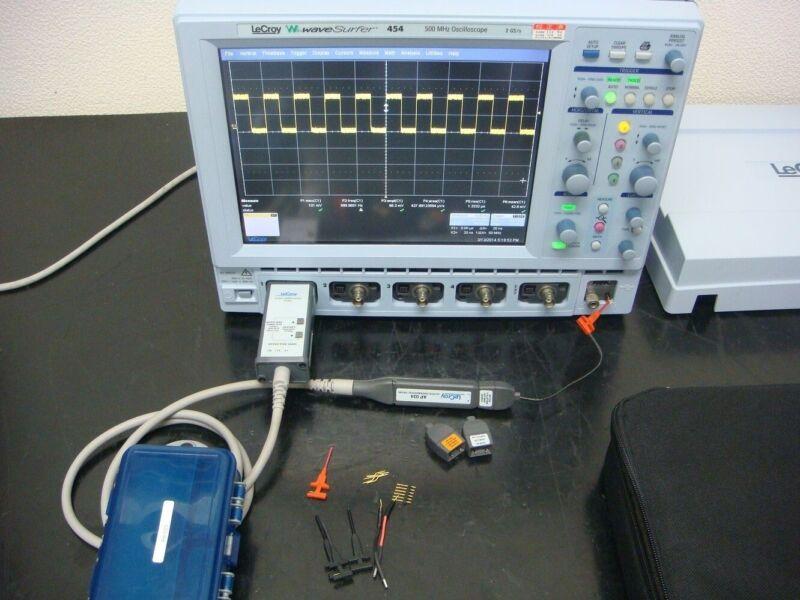 Lecroy AP034 DC-1GHz +-8V Differential Probe
