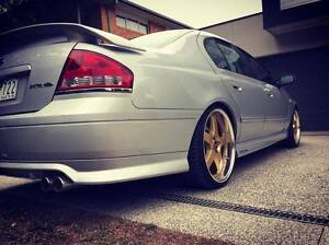 2007 Ford BF XR6 MKII Queenscliff Outer Geelong Preview