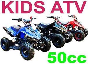 50cc KIDS QUAD BIKE....NEW Capalaba Brisbane South East Preview
