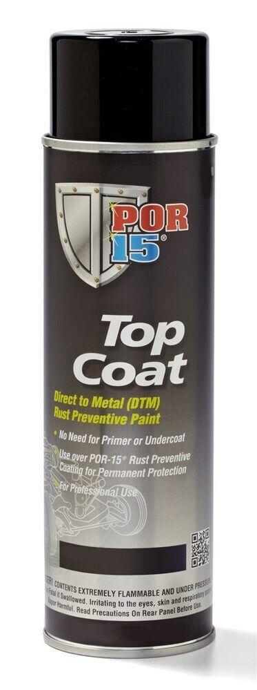 POR-15 POR 15 Top Coat Red Oxide Aerosol / Spray Can