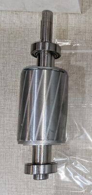 Emco Maximat V10-p Lathe Elin Spindle Motor Rotor Bearings C31u