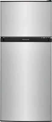 Frigidaire - 4.5 Cu. Ft. Top-Freezer Refrigerator - White