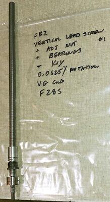Emco Maximat Fb-2 Mill Super 11 Lathe Parts Leadscrew Adjust. Nut 1 F28s