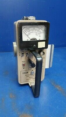 Ludlum Survey Meter Geiger Counter Model 3