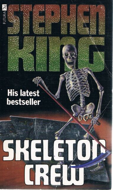 Skeleton Crew by King Stephen - Book - Paperback - Fiction - Horror