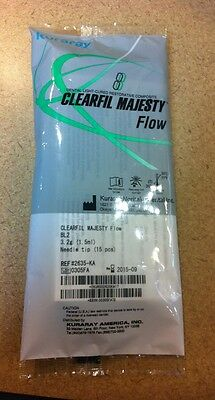 Clearfil Majesty Flow Light-cured Restorative Dental Flowable Composite Kuraray