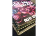 "Acid techno 12"" vinyl collection"