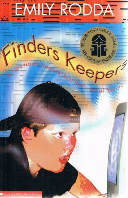 Finders Keepers by Rodda Emily - Book - Paperback - Children - Australian