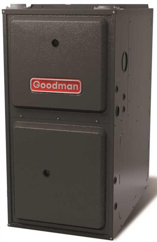 Goodman Gmvc960803bn 96% 80,000 Btu Variable Speed Gas Furnace Upflow Horizontal
