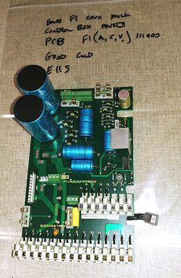 Emco F1 Cnc Mill Control Box Parts F1acv 111000 Power Board Pcb E11s