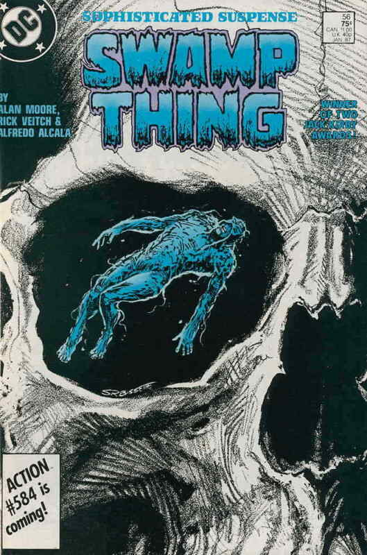Swamp Thing (2nd Series) #56 VF; DC | save on shipping - details inside