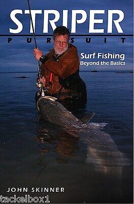 Striper Pursuit….Surf Fishing Beyond the Basics, By John Skinner