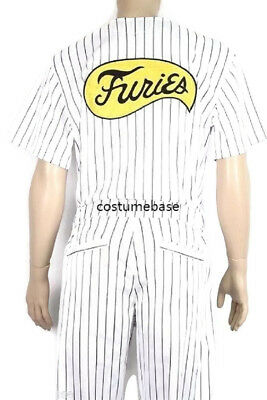 FURIES Baseball COSTUME SET Jersey Shirt Pants Movie uniform The - The Warriors Costume