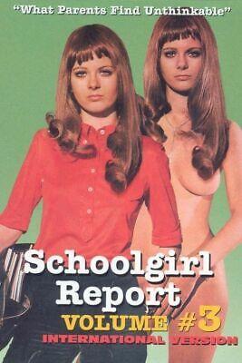 Teen Schoolgirl Movies (Schoolgirl Report Volume # 3 Brand New International Version)