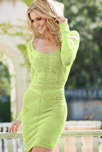 Lime Knit Dress from Venus!