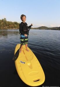 Pelican Sport Vibe 80 SUPS for Kids-Paddle Included!
