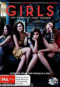 GIRLS TV Series: SEASON 1 = NEW R4 DVD