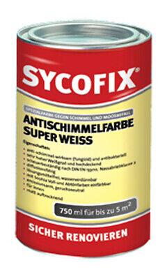 Sycofix - Anti-Schimmel-Farbe750ml