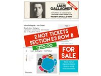 2 LIAM GALLAGHER- Hot Tickets