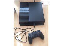 PS4 Console 1TB
