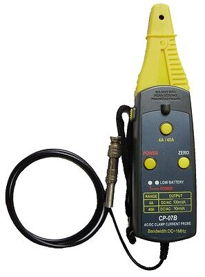 Cp-07b Acdc Current Clamp Probe1mhz40a