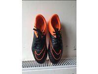 Nike hypervenom boots size 6