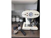Francis Francis X1 Coffee machine