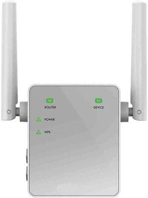 Netgear EX3700-100 WiFi Range Extender Universale Ripetitore Wireless AC750 Mbps