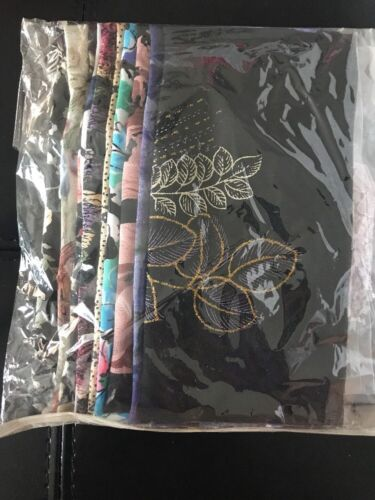 Calico Kottage Ribbon Embroidery Kit Mixed Colors