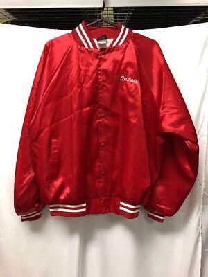 VTG Nemesis Varsity Snap Button Jacket Mens XL Gateway Classic Jr Bowling Club - Junior Varsity Jacket