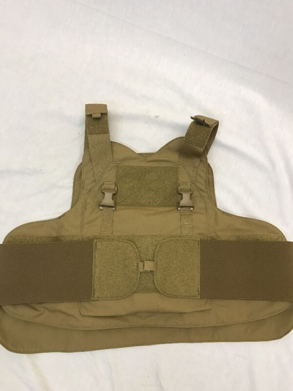 Mayflower Velocity R&C Plate LPAC XL Low Profile Armor Carrier Coyote JSOC