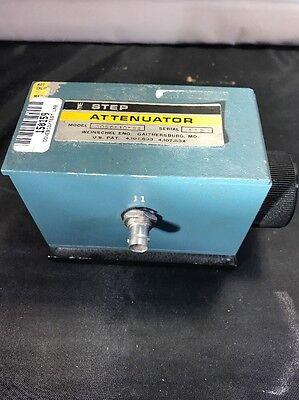Weinschel Engineering 3050-10-88 Step Attenuator