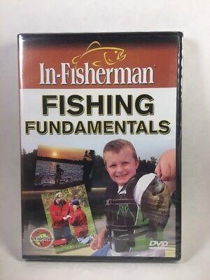 In-Fisherman Fishing Fundamentals DVD
