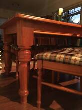 Big Dining Table & 6 Dining Chairs Immediate FREE Local Delivery Narre Warren South Casey Area Preview