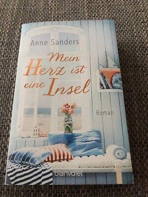 Mein Herz Ist Eine Insel Von Anne Sanders