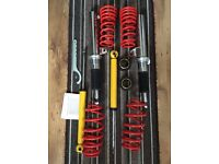 Apex Performance Height Adjustable Sport Coilover Suspension Kit Fiat Punto 188