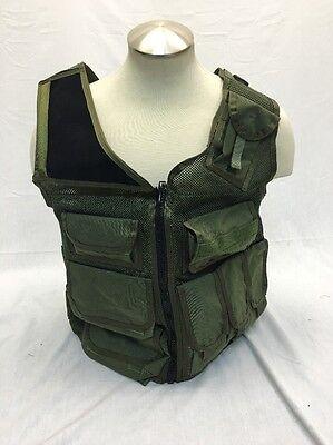 Eagle Industries RH TAC V 1 Assault Vest OD Old School Trim Tab  SEALs Large for sale  Woodbridge
