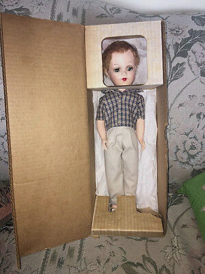 Marked Mary Hoyer 1950's Boy Doll  in Box