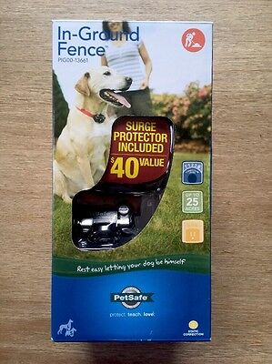 NEW | PetSafe In-Ground Fence Containment System PIG00-13661 Static Correction🐕
