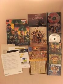 Age Of Empires 2 The Conquerors Expansion PC Bundle