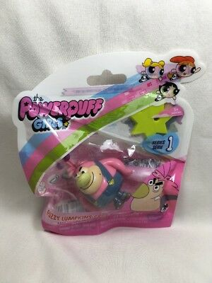 Fuzzy Lumpkins Collectible Mini Figure Power Puff Girls Sealed Pack Series 1 New - Fuzzy Lumpkins
