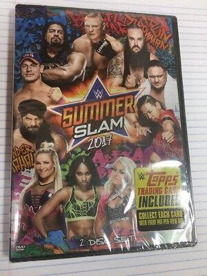 WWE: SummerSlam 2017 DVD