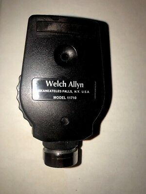 Welch Allyn Standard Ophthalmoscope Head Model 11710 No.289