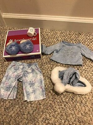 American Girl Let It Snow Sleep Set For Dolls