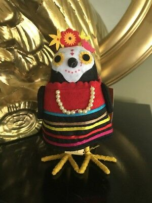 Target Hyde and Eek Boutique Halloween Featherly Friends CANTANTE - Halloween Decorations 2017 Target