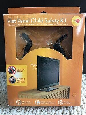 OmniMount Flat Panel Child Safety Kit - OESK