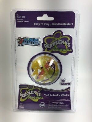 Worlds Smallest Mini Perplexus Puzzle Brain Teaser Maze