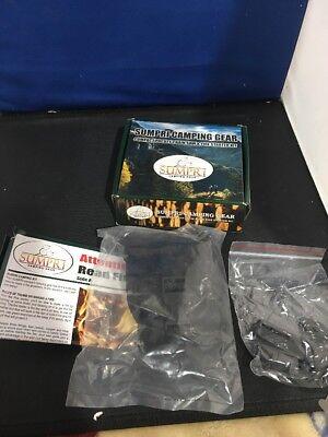 "Sumpri Camping Gear Compact Pocket Chain Saw & Fire Starter Kit 36"" Long"