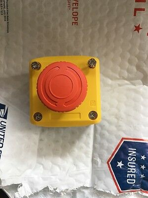 Emergency Stop Push Button Switch New